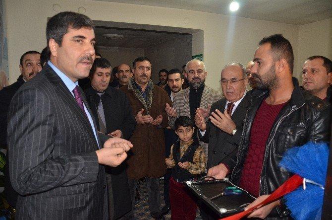 Muş'ta Ağız Ve Diş Sağlığı Merkezi Açıldı