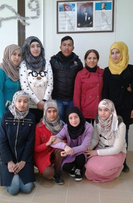 Suriyeli Türkmen Öğrencilerden Trabzon'a Duygu Dolu Teşekkür Mektupları