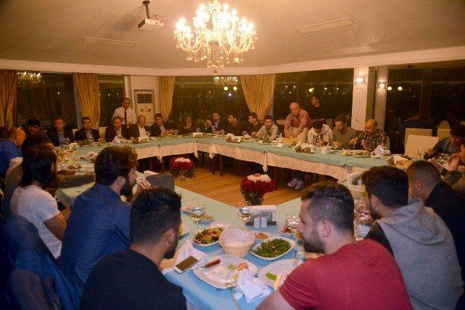 Adana Demirspor'dan Moral Yemeği