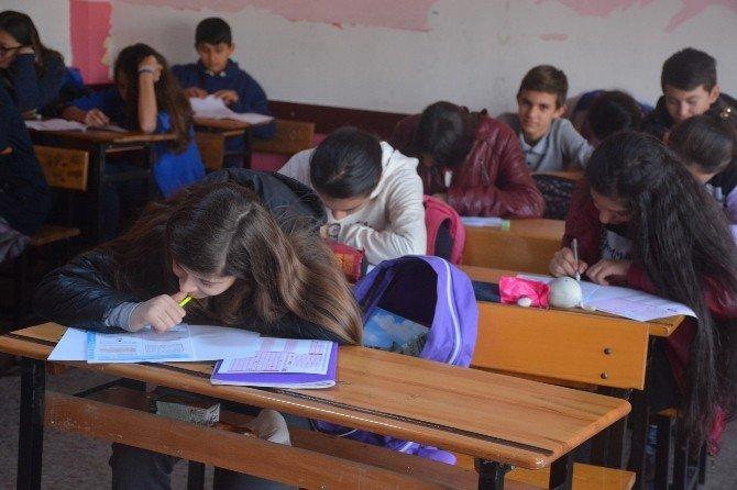 Şehzadeler'den TEOG Ve YGS Öncesi Deneme Sınavı
