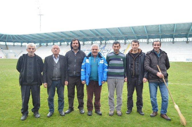 Erzurum'un Stat Gururu