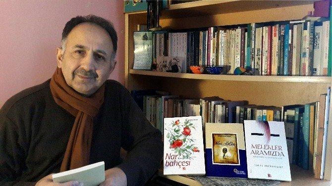 Uzunyaylalı'dan İki Yeni Öykü Kitabı: Melekler Aramızda Ve Nar Bahçesi