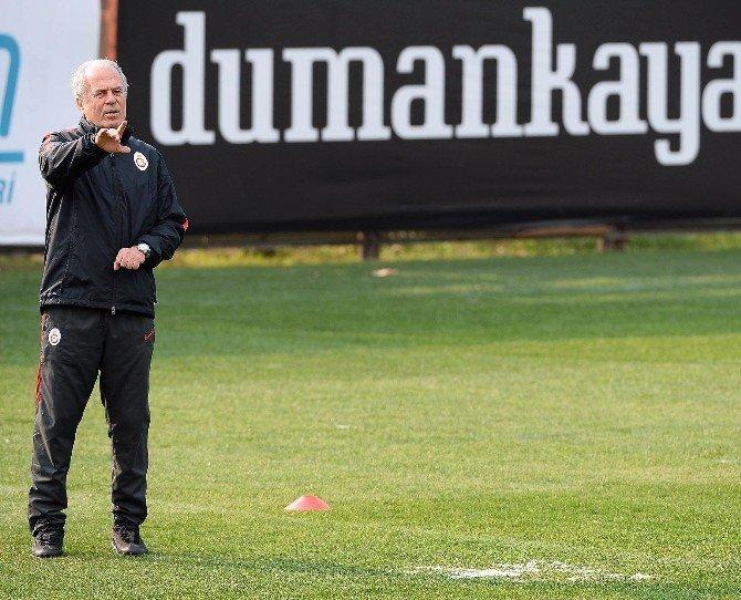 Galatasaray, Osmanlıspor Maçı Hazırlıklarını Sürdürdü