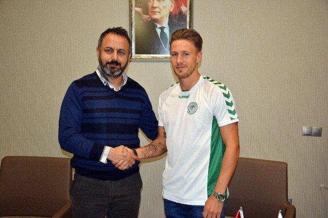 Torku Konyaspor, Barry Douglas İle 3.5 Yıllık Sözleşme İmzaladı