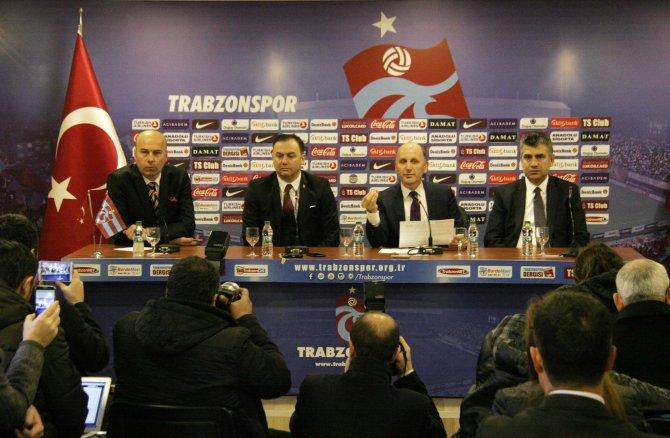 Trabzonspor Başkanı Usta: İçinde bulunduğumuz durumun adı; çöküş dönemi