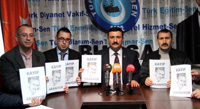 Sendikadan Bursa Milli Eğitim Müdürü için 'kayıp aranıyor' ilanı