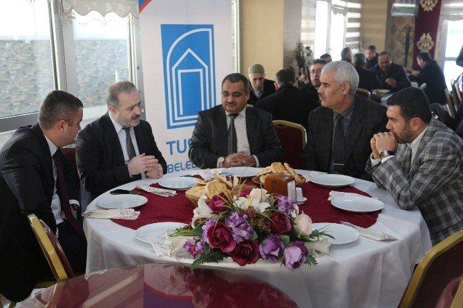 Tuşba'da Din Adamlarıyla İstişare Toplantısı