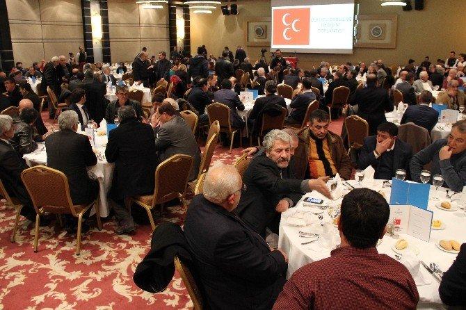 MHP'de Diriliş Ve Değişim Sesleri