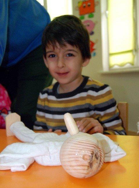 'Hayallerime Dokunuyorum' Projesi İle Çocukların Dünyası Genişleyecek