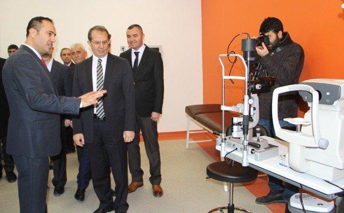 Urartu Göz Merkezi Hizmete Açıldı