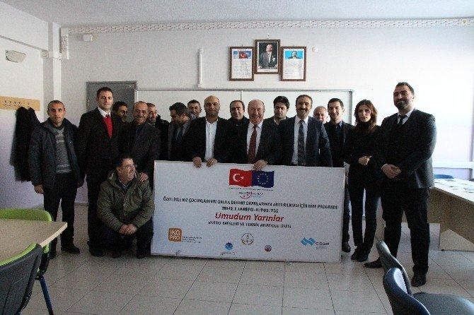 Varto'da Proje Odası Kuruldu