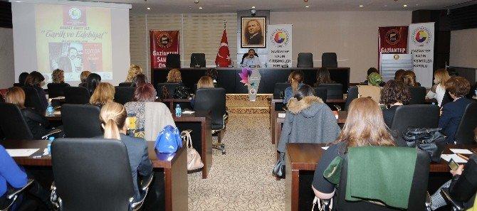 Yazar Ahmet Ümit Kadın Girişimcilerle Buluştu