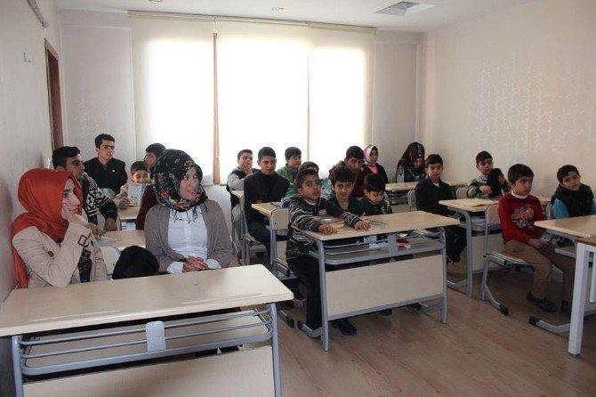 Yenişehir Gençlik Merkezinden Veremle Savaş Semineri