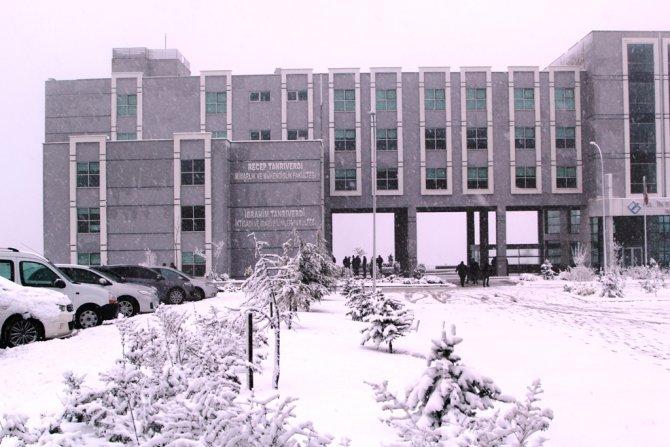 Yarıyıl tatili kar ile başlayacak