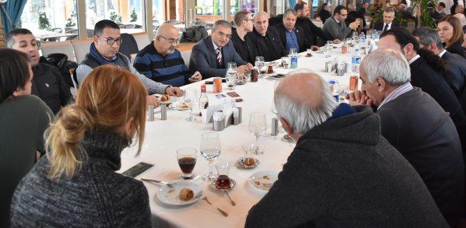 Ali Kılıç: Voleybolda üst tura grup lideri olarak gitmeyi arzu ediyoruz