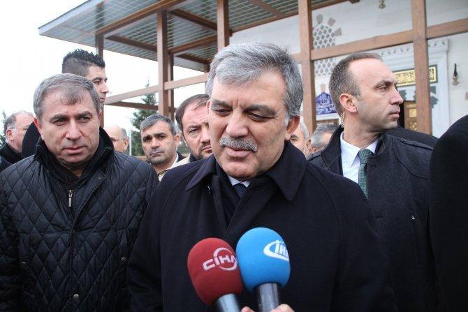 Abdullah Gül: (Mustafa Koç) Genç yaşında gitti, kayıp büyük