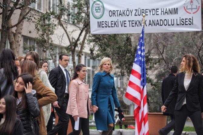Jill Biden: Başarınız Türkiye'nin geleceği için çok önemli