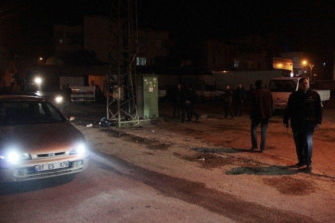 Adana'da Polis Merkezine Saldırı