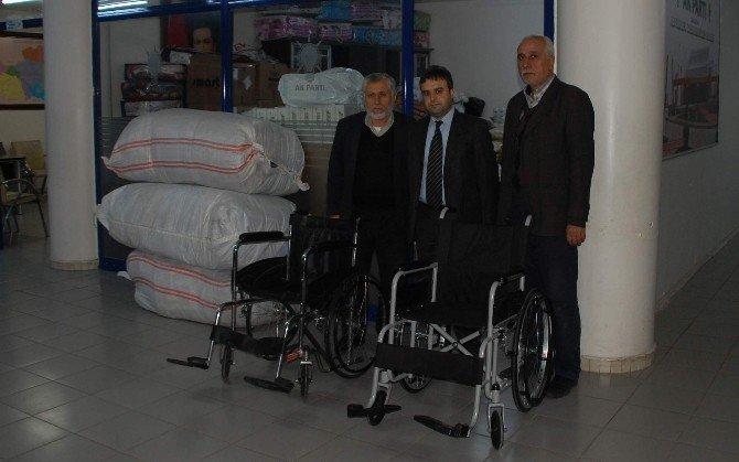 Ekm'den, Bayırbucak Türkmenlerine Yardım Kampanyasına Destek