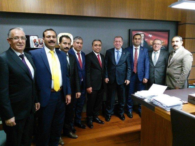Şanlıder'den Ankara Çıkarması