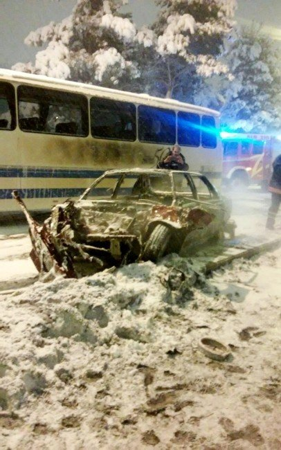 - Üniversite Öğrencileri Ve Personeli Ölümden Döndü