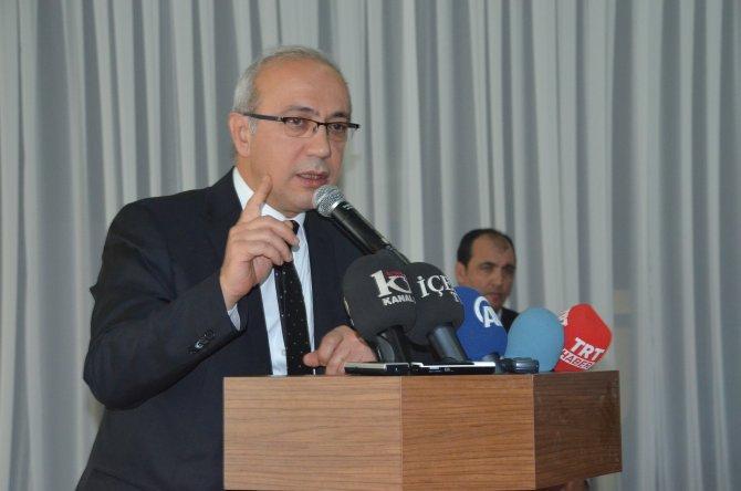Başbakan Yardımcısı Elvan'dan okula bomba atılmasına sert tepki