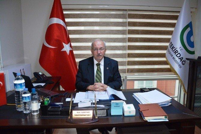 Başkan Albayrak Saray Hizmet Binasında