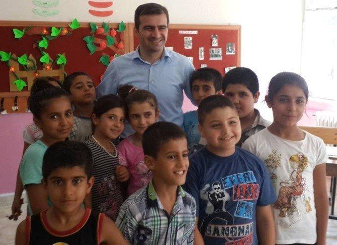 Belediye Başkanı Cüneyt Yemenici Yarı Yıl Tatil Mesajı Yayınladı