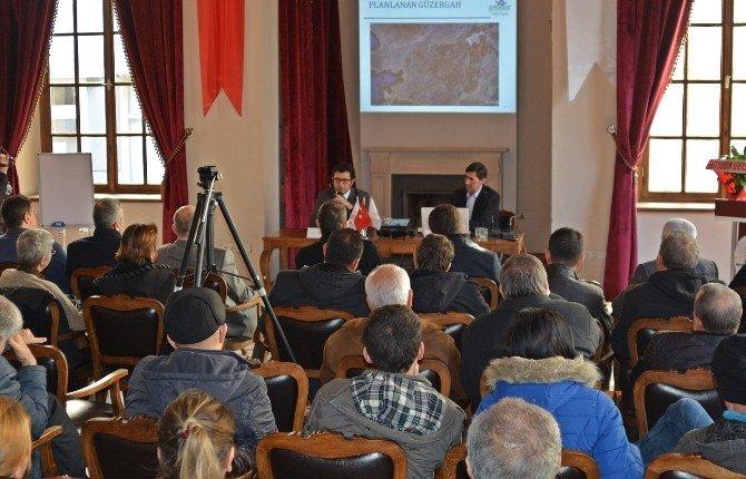 Bergama'ya Gelecek Doğal Gaz'ın Güzergahı Belli Oldu