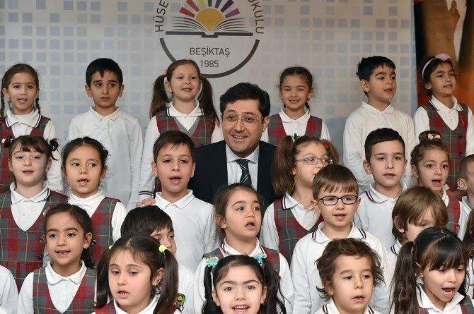 Başkan Hazinedar'dan Öğrencilere Karne