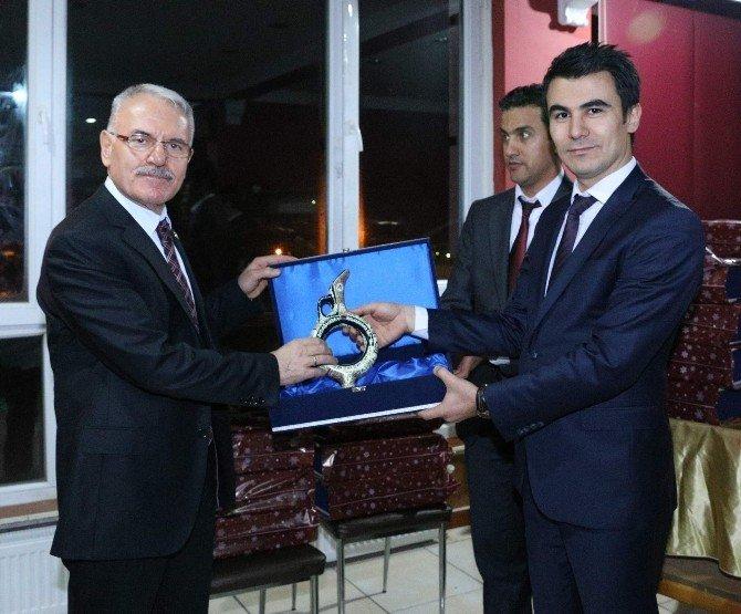 Bozok Üniversitesi Senatosu Akdağmadeni İlçesinde Toplandı