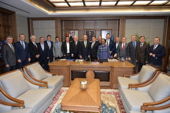 Bursaspor İçin Yükseliş Dönemi