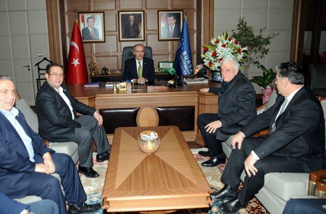 """""""Bursa birlik olursa Bursaspor başarılı olur"""""""
