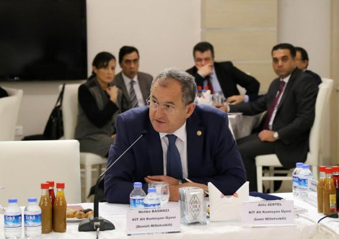 CHP Milletvekili Sertel: TRT, AKP'nin çiftliği gibi