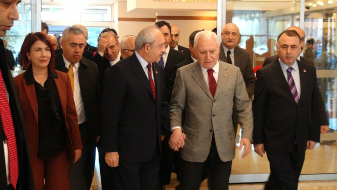 Kılıçdaroğlu, İstanbul'a geldi