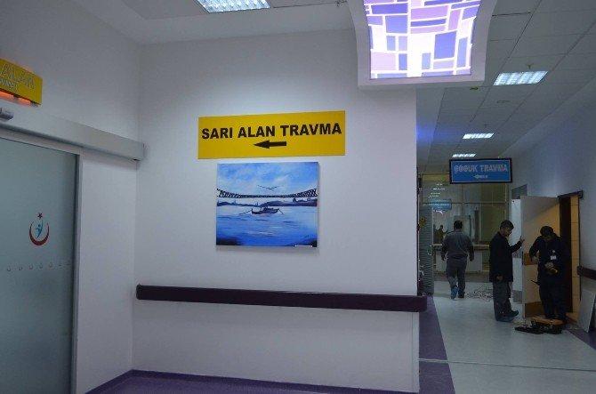 Malatya Devlet Hastanesi Acil Servisinde Yapılan Düzenleme Çalışmalarının İlk Etabı Tamamlandı