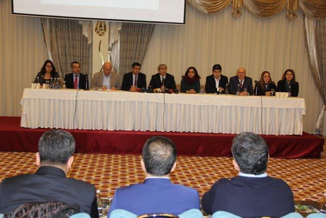 CHP'li Canpolat: Bölgede savaş diline karşı, barış dilini yükselteceğiz
