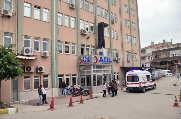 Keşan Devlet Hastanesi 2015'te 550 Bin Hastaya Hizmet Verdi