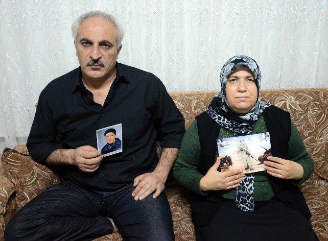 PKK Tarafından Oğlu Kaçırılan Kürt Baba Çileden Çıktı
