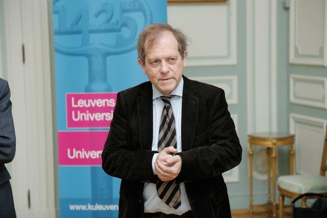 Belçika'nın köklü üniversitesi, Gülen Kürsüsü ile anlaşmasını yeniledi
