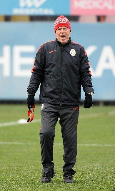 Galatasaray, Osmanlıspor Maçı Hazırlıklarını Tamamladı