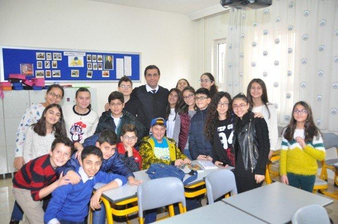 Gaziantep Kolej Vakfı Özel Okullarında Karne Sevinci