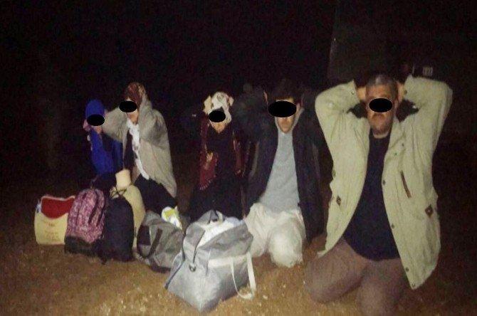 PKK'ya Yardım Eden Sekiz Kişi Yakalandı