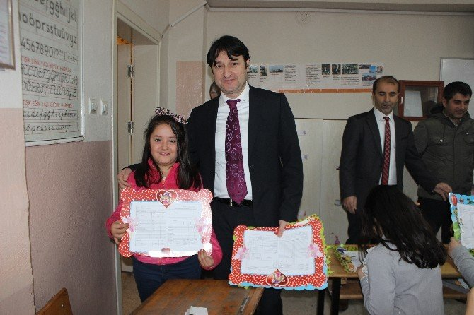 Osmaneli'de Karne Dağıtım Töreni