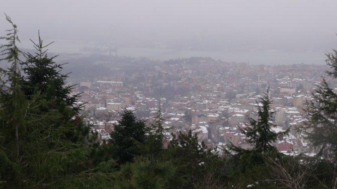 İstanbul'da kar yağışı yeniden başladı