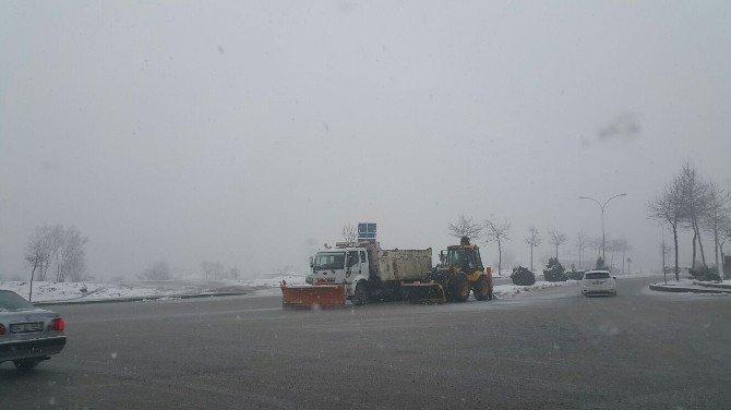Karla Mücadele İçin Hazırbekliyorlar