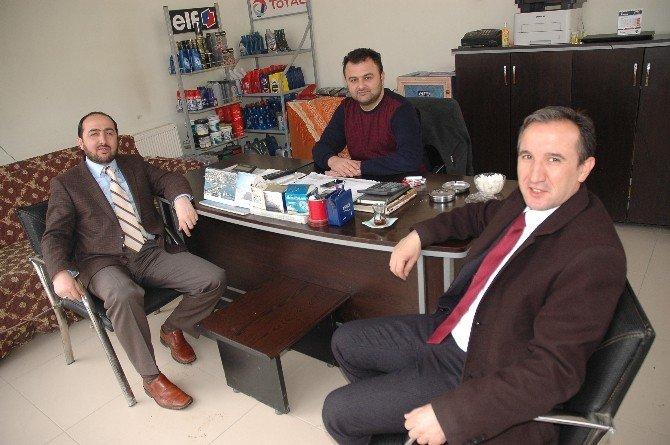 Hanönü'den, Bayır Bucak Türklerine Yardım