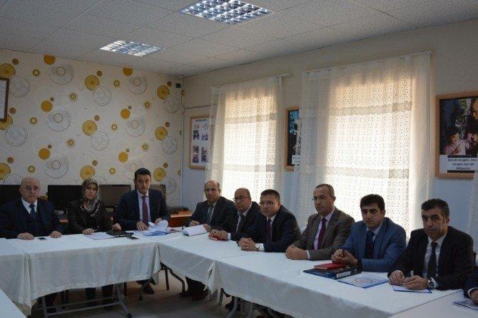 Yılı Yarı Yıl Sonu Değerlendirme Toplantısı Yapıldı