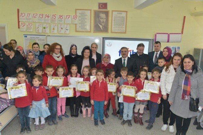 Kırklareli'nde 50 Bin 116 Öğrenci Karne Heyecanını Yaşadı