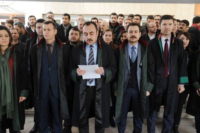 Mardin Barosu hakim hakkında suç duyurusunda bulundu